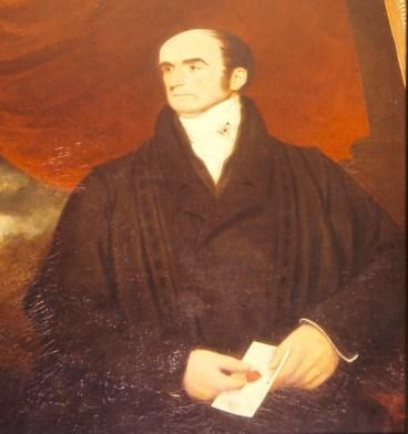 F Thackeray MD Surgeon 1796-1817