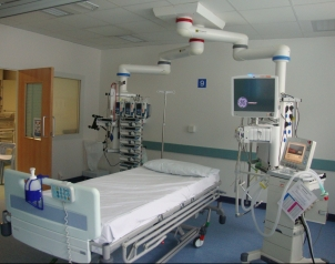 ICU Today at Addenbrooke's